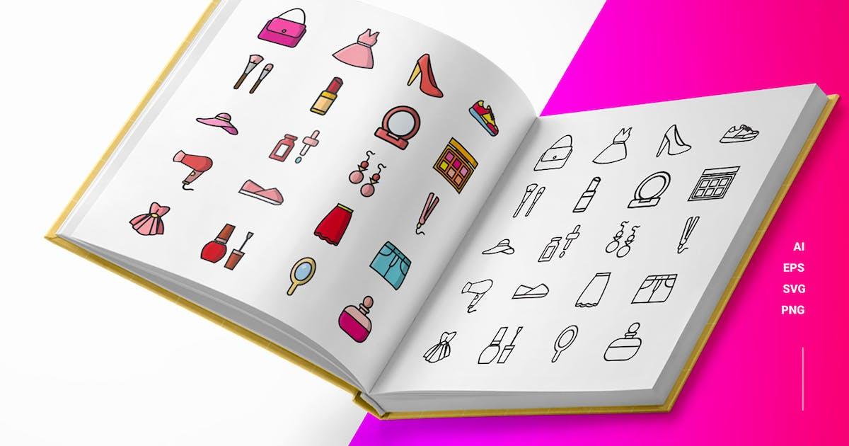 Download Woman - Icons by esensifiksi