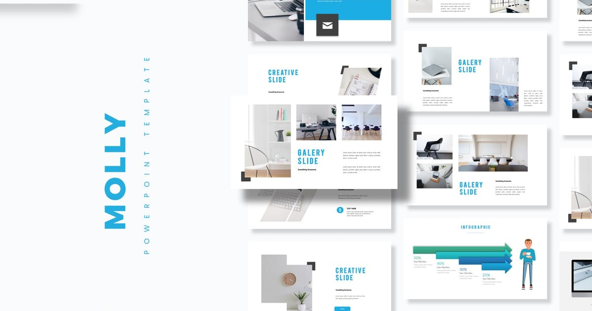 Download Molly - Powerpoint Template by aqrstudio