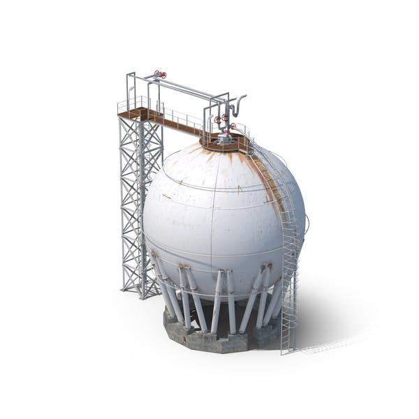 Thumbnail for Oil Tank