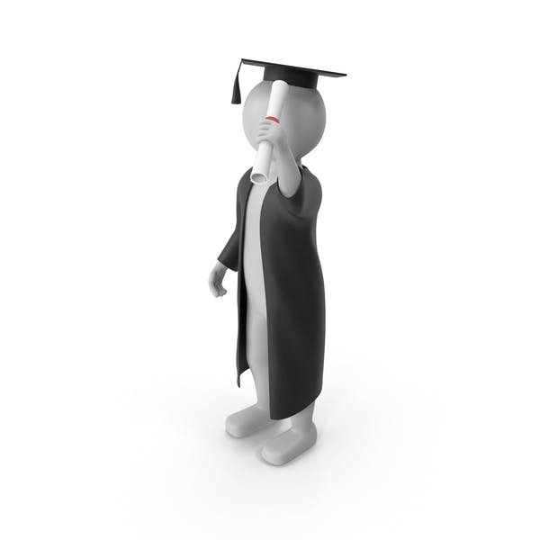 Thumbnail for Graduation Figure