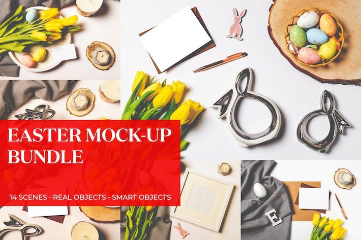 Thumbnail for Maquette de Pâques/Scènes réelles