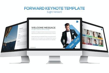 Forward Keynote Template