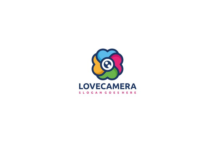 Thumbnail for Love Camera Logo