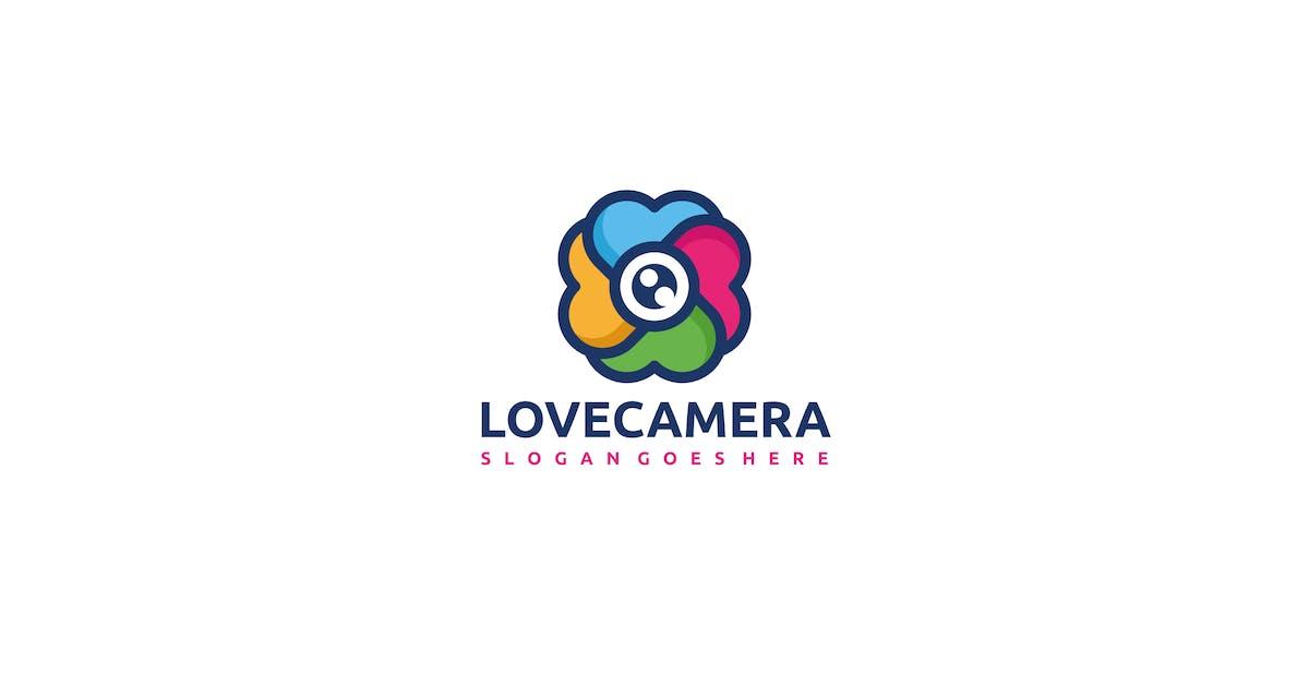 Love Camera Logo by 3ab2ou