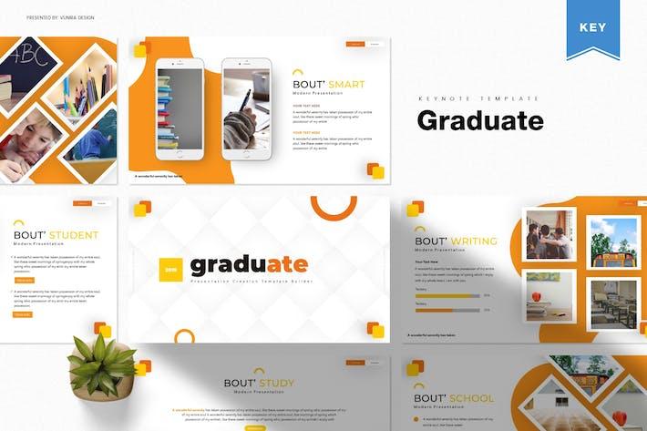 Thumbnail for Graduate   Keynote Template