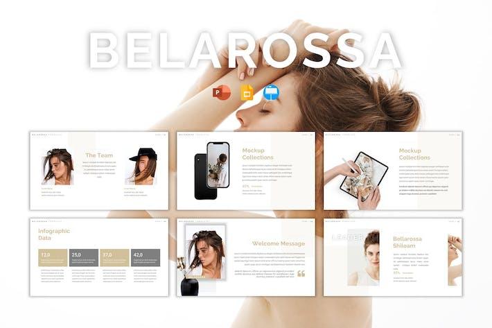 Thumbnail for Belarossa - Шаблон презентации