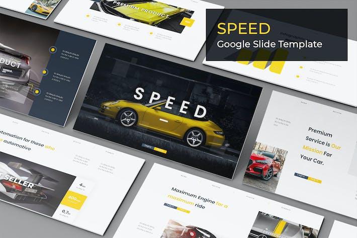 Speed - Google Slide Template