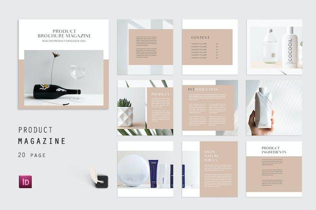 Selected Product Catalog Magazine