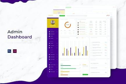 Feredion Dashboard   Admin Template