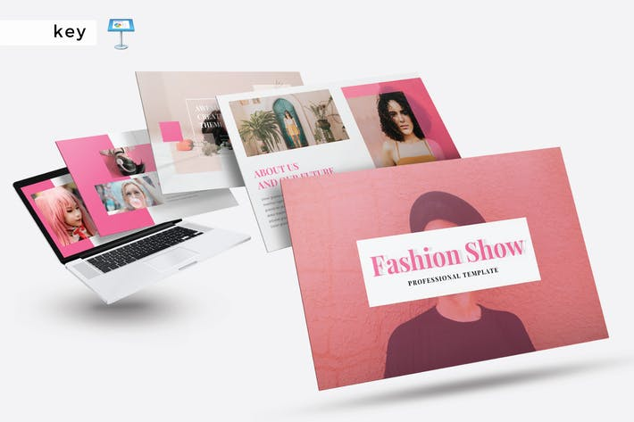 Thumbnail for FASHION SHOW - Keynote V244