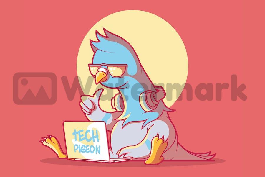 Tech Pigeon