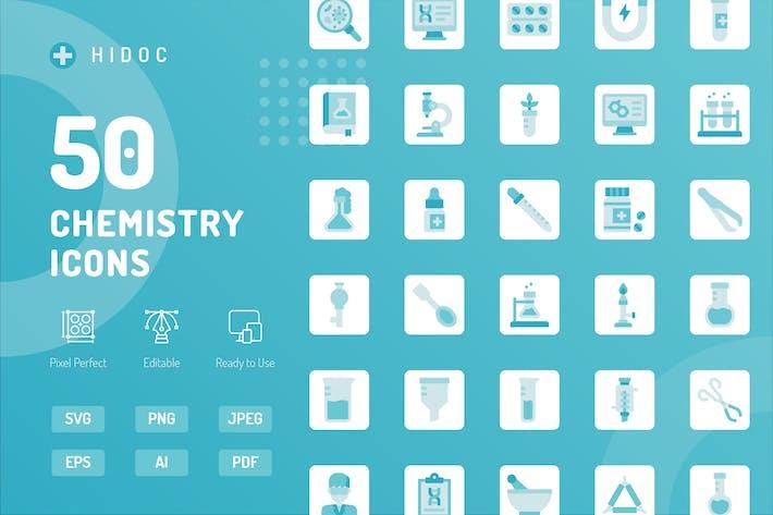 Hidoc - Chemistry Icons