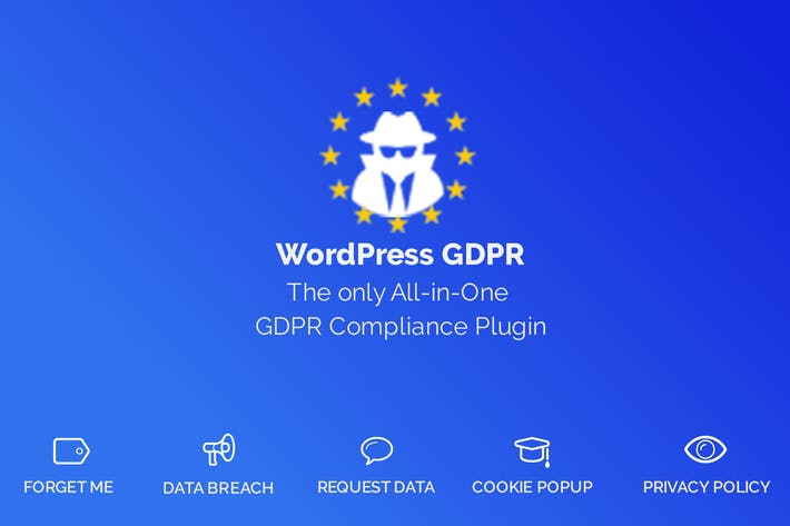 Thumbnail for WordPress GDPR