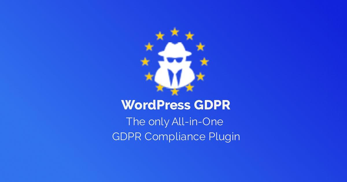 Download WordPress GDPR by welaunch