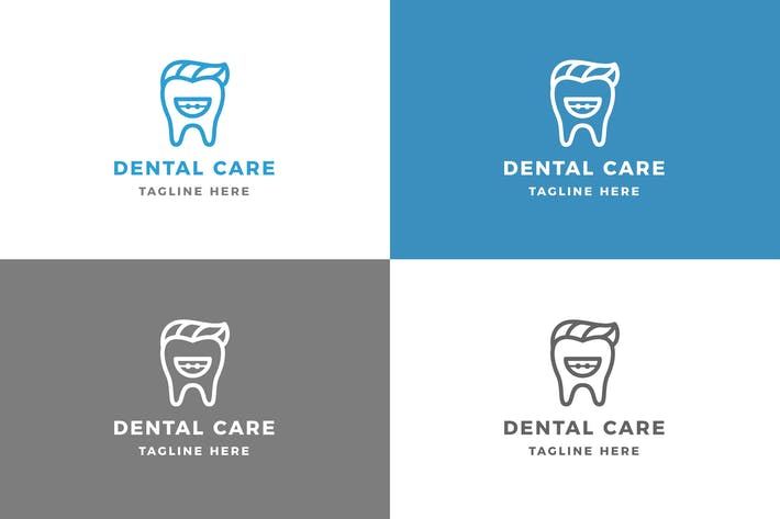 Thumbnail for Dental - Logo Template
