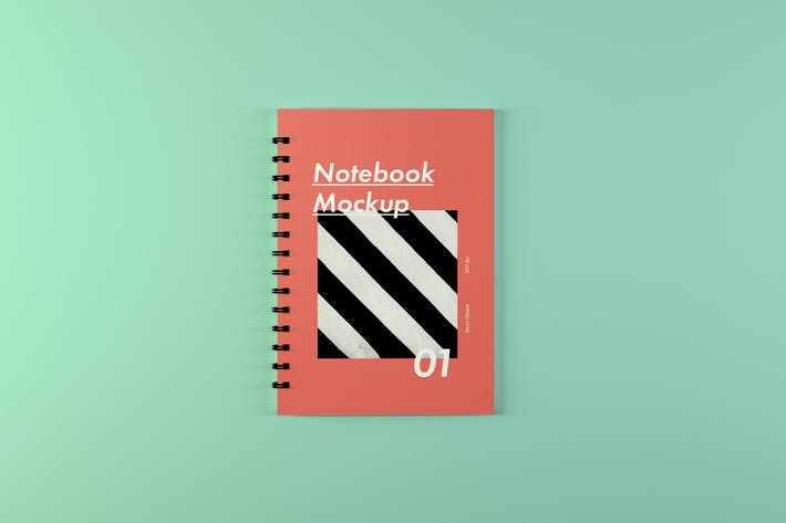 Thumbnail for Notebook Mockups