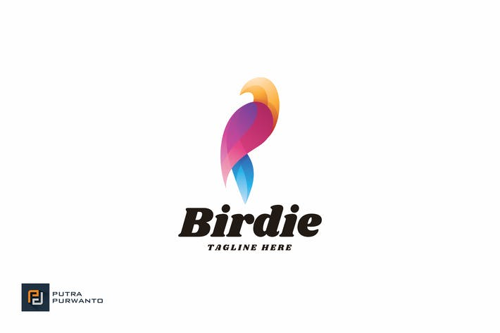 Thumbnail for Birdie - Logo Template