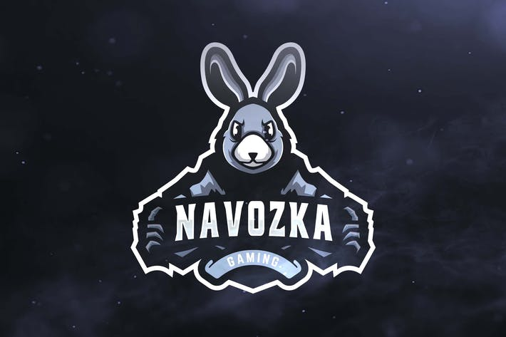 Thumbnail for Rabbit Sport and Esports Logos