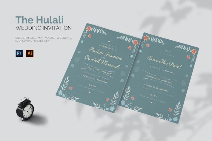 Thumbnail for Hulali - Wedding Invitation
