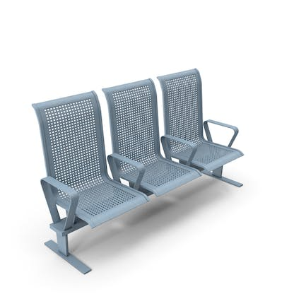Benches Waiting Room