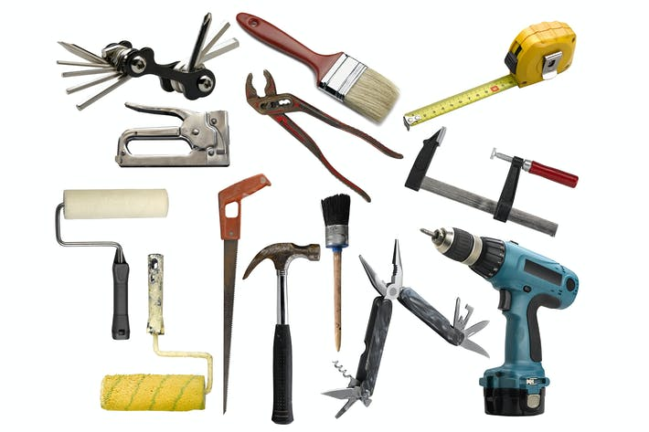 Cover Image For Work tools
