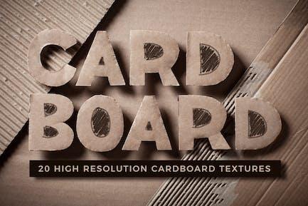 Cardboard 20