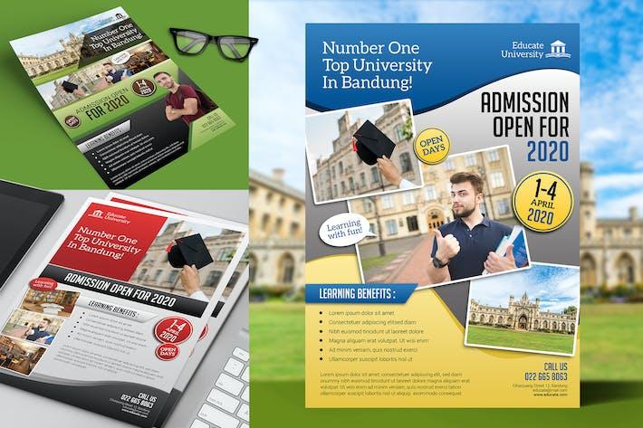 Thumbnail for Education Flyer / Magazine Ad