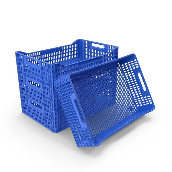 Cover Image for Plastic Crates
