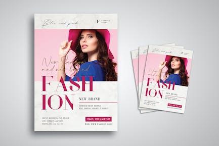 Beauty Fashion Flyer