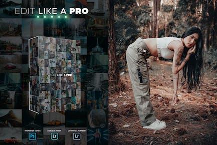 Edit Like A PRO 67th - Photoshop & Lightroom