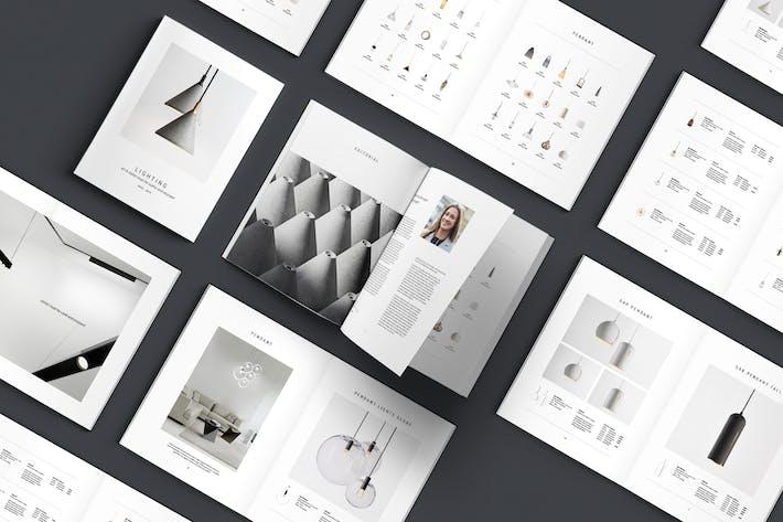 Thumbnail for C E N T R E — Lighting Catalog