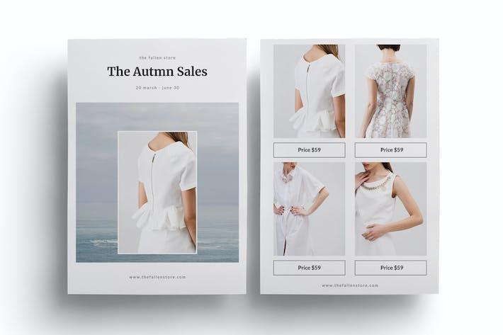 Thumbnail for Fashion Flyer