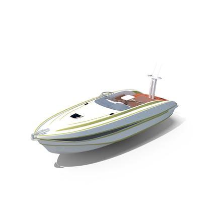 Motorboot Scorpion