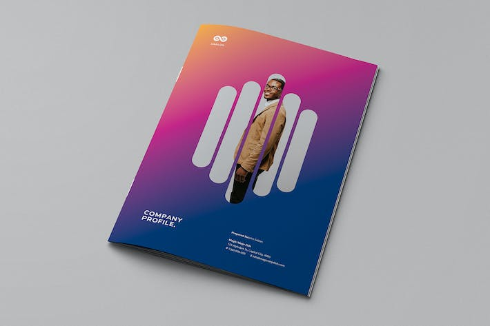 Thumbnail for Cd Gradient Project Brief Template
