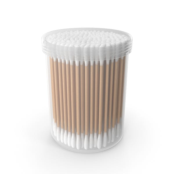Hygienic Cotton Swabs