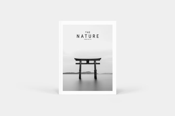 Thumbnail for Nature Magazine