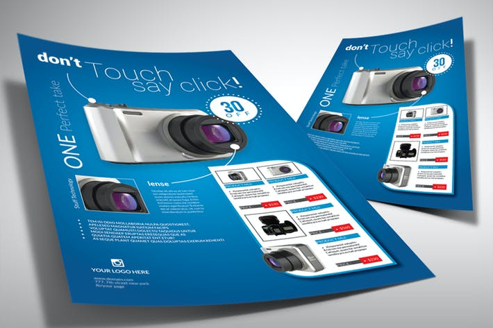 Product Flyer by ashuras_sharif on Envato Elements