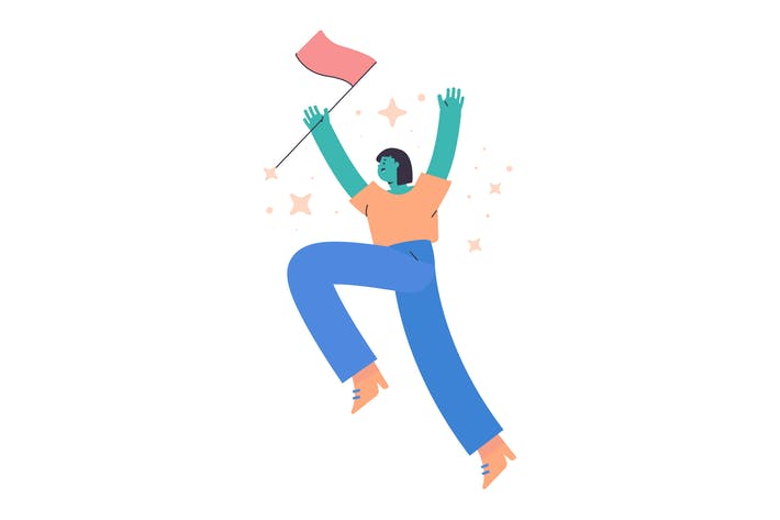Thumbnail for Celebration Flat Illustration