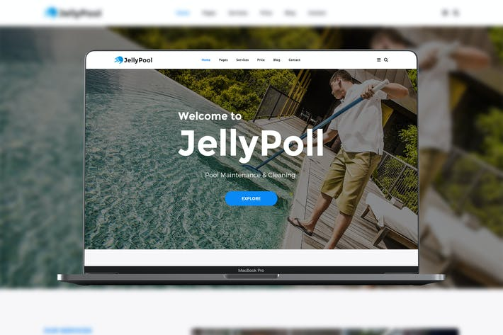 Thumbnail for JellyPool Pool Maintenance