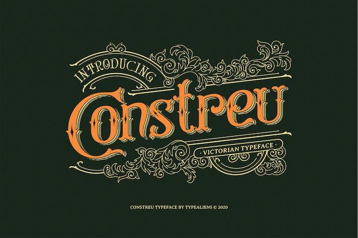 Thumbnail for Constreu