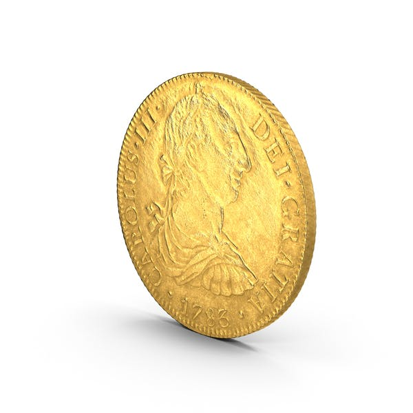 Thumbnail for Gold Doubloon Aged