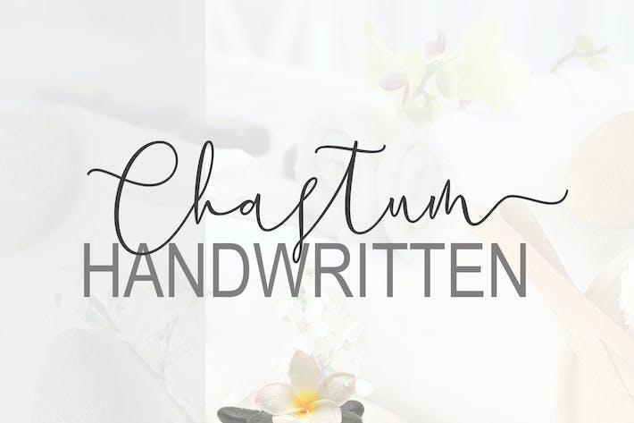 Thumbnail for Chastum Script