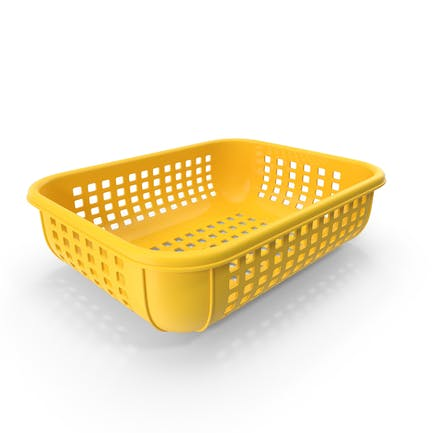 Plastic Bread Basket