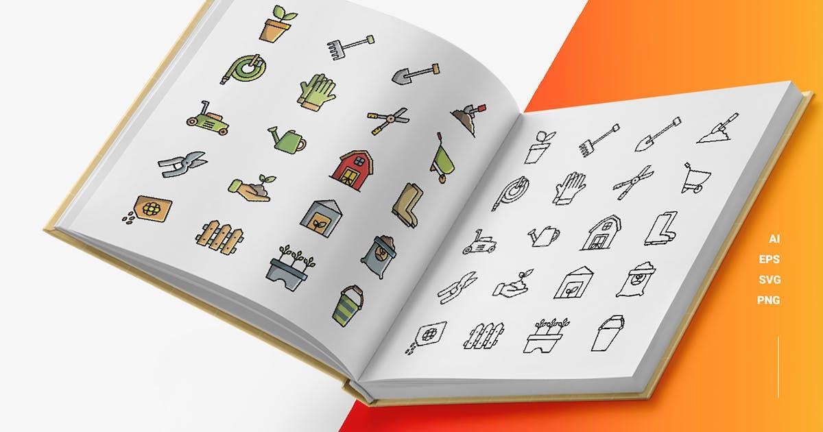 Download Gardening - Icons by esensifiksi