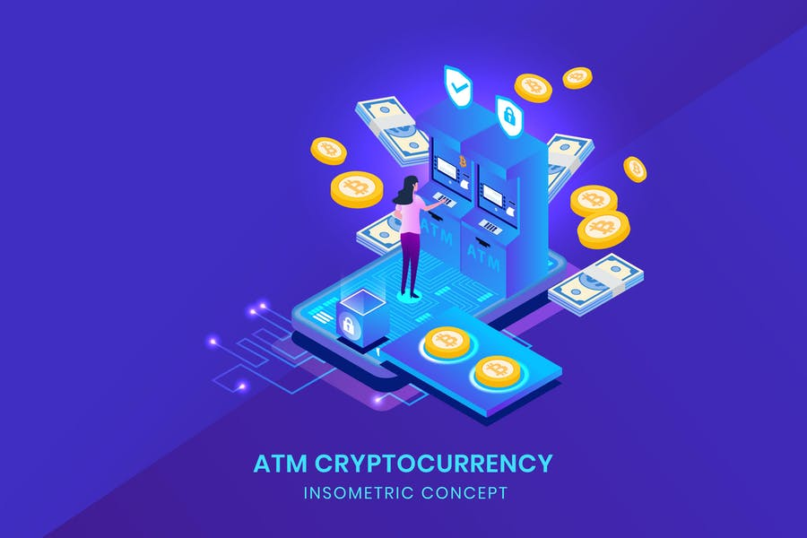 ATM Bitcoin Analysis - Insometric Vector