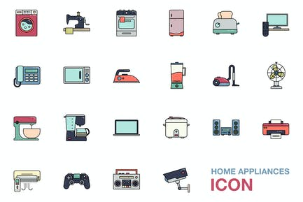 Home Appliance Icon