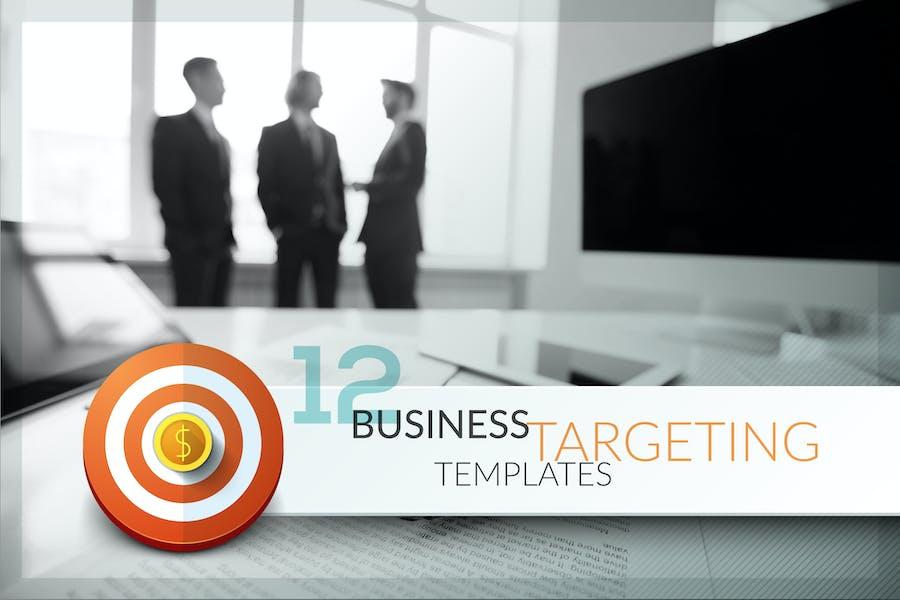12 Business Targeting Templates