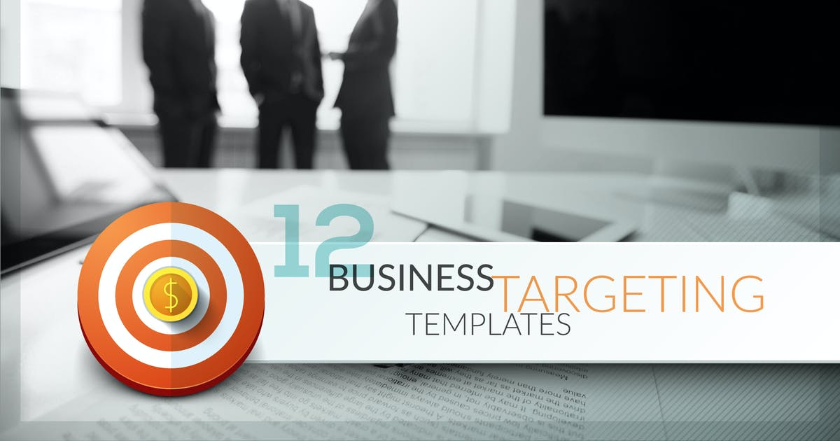 Download 12 Business Targeting Templates by Andrew_Kras