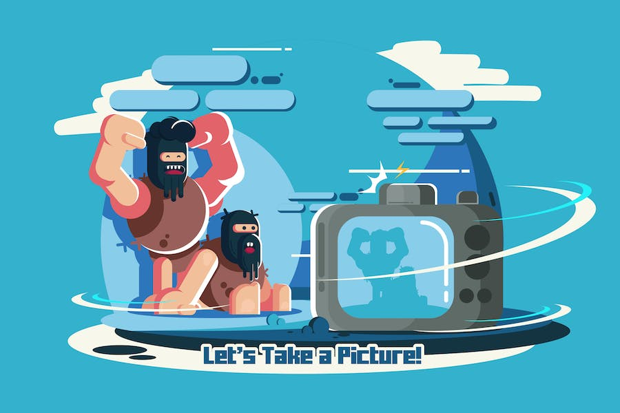 Let's Take a Picture