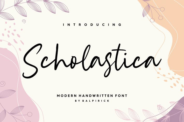 Thumbnail for Scholastica Fuente manuscrita YH